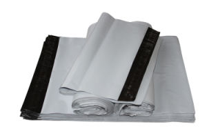 LDPE White Poly Mailer Packing Envelope Bag for Express pictures & photos