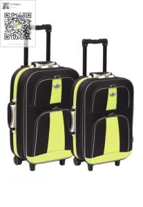 EVA Suitcase in Size 20/24/28 with Belt pictures & photos