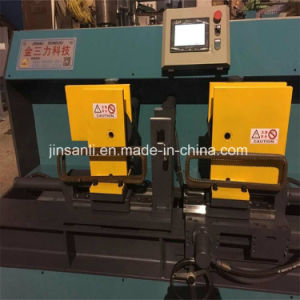 Rectangle Steel Hoop Bending Machine Used in Railway, Tunnel, Construction pictures & photos