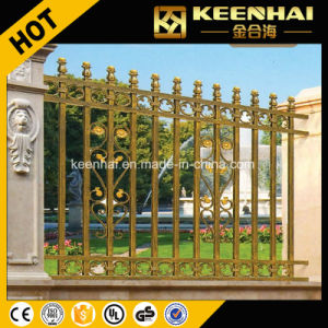 Decorative Fencing Panels Powder Coated Aluminum Security Fence pictures & photos