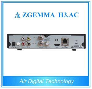 Mexico America Canada TV Decoder ATSC + Satellite Receiver DVB S/S2 Zgemma H3. AC pictures & photos