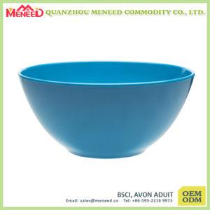 Blue Color Food Grade Plastic Melamine Fruit Bowl pictures & photos