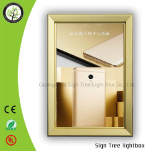 High Quality Decorative Slim Advertising LED Light Box pictures & photos