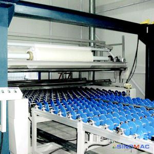 Engineers Available to Service Manual Glass Laminating Line (SN-JCX2250M) pictures & photos