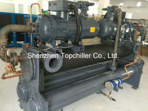 180HP PLC Controlled Hanbell Screw Compressor Water Chiller pictures & photos