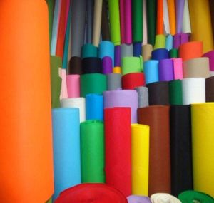 Color Non-Woven Needle Felt with Various Weight pictures & photos