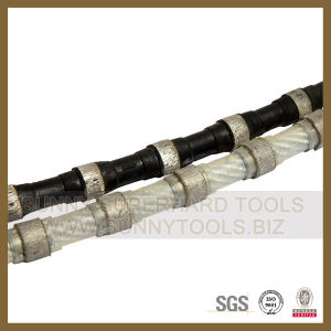 Diamond Wire Saw Rope for Concrete and Reinforced Concrete pictures & photos