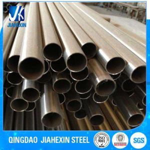 High Quality Straight Carbon Steel Welded Pipes pictures & photos