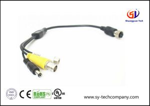 4 Pin RCA BNC Video Cable for Marine Equipment pictures & photos