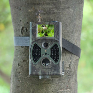 Full HD 12MP 1080P Night Vision Hc300m Outdoor Wildlife Scouting Trail Camera Hc-300m Hunting Cam pictures & photos