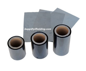 Silver Metalized Pet Film with Od for Electronic Components Protection pictures & photos