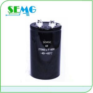 General Purpose 10000UF 450V 20% Aluminum Electrolytic Capacitors pictures & photos