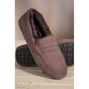 Women′s Winter Sheepskin Moccasin Slippers pictures & photos