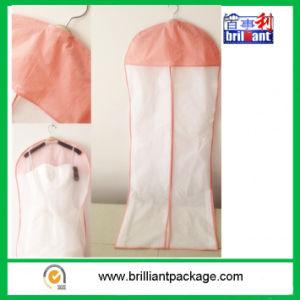Transparent Wedding Dress Garment Bags pictures & photos