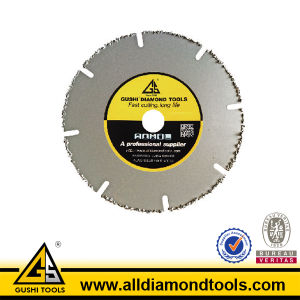 Vacuum Brazed Tct Multicut Blade pictures & photos
