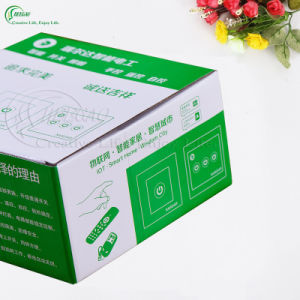 Custom Logo Paper Packaging Boxes for Switch (KG-PX099) pictures & photos