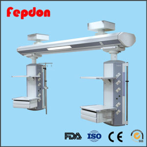 Bridge Type ICU Room Use Medical Pendant with Ce pictures & photos