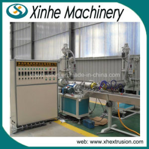 PVC Spiral Hose Production Line /64-200mm Pipe Plastic Extruder pictures & photos