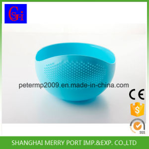 Plastic Rice Washing Basket /Drain Basket pictures & photos