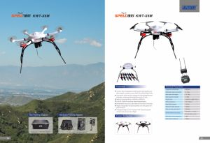 Drones Professional for Security Surveillance, Rescue and Firefighting pictures & photos