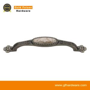 Zinc Alloy/Ceramic Fashion Design Furniture/ Cabinet Handle (C897) pictures & photos