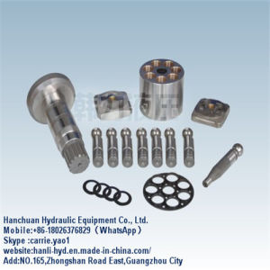 Rexroth Uchida Hydraulic Pump Parts for Engine Kato Excavator (A7V55/80/107/160/200/500) pictures & photos