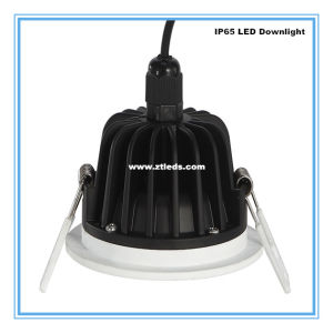 SMD Samsung 5630 7W IP65 LED Downlight with Ce SAA Lifud Driver pictures & photos