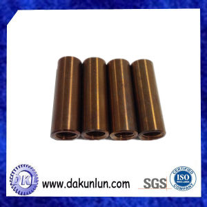 Precision Customized Internal Brass Threaded Tube
