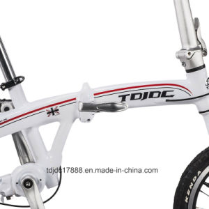 Tdjdc High Technology Shaft Drive Folding Bike pictures & photos