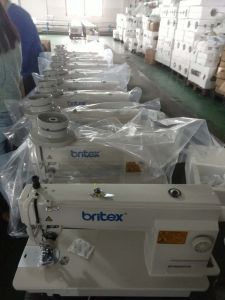 Br-202 High Speed Lockstitch for Heavy Material (big hook) pictures & photos