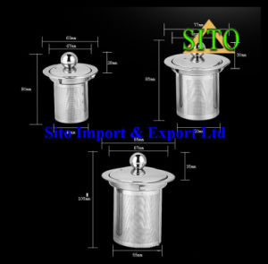Stainless Steel Tea Filters/Strainers pictures & photos