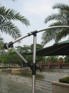 Hot Selling Outdoor Umbrella for Patio Aluminum and Patio Beach Sun pictures & photos