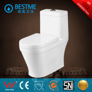 Round Wall Mounted Toilet Brass Bathroom Accessories pictures & photos