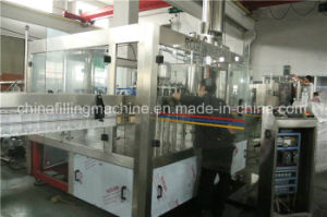 Hot Sale Juice Bottle Packing and Capping Machinery pictures & photos