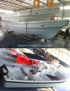 6.85m FRP Japanese Panga Fishing Boat Hangtong Factory-Direct pictures & photos