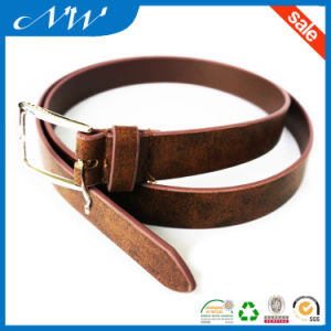 Wholesales Fashion Cheap Leather Belt for Lady′s Wear pictures & photos