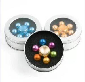 Top Quality Hand Spinner with Copper Bearing 3-5 Mins Turning pictures & photos