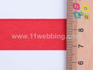 Colour Polypropylene (PP) Binding Webbing for Bags Accessories pictures & photos