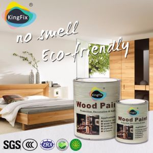 Guangdong Manufacture High Quality Cheaper Price Polyester Wood Paint pictures & photos