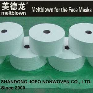 Pfe98 Meltblown Nonwoven Fabric for Face Masks pictures & photos