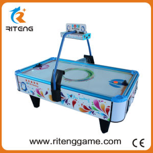 Square Cube Coin-Operated Air Hockey Games Machine for 4 Players pictures & photos