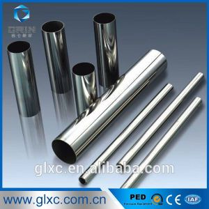 Thin Wall PED 304 Od18 Wt1.0mm Stainless Steel Percise Tube for Food Hygiene pictures & photos