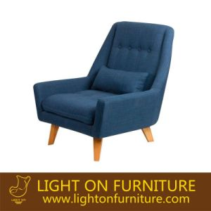 Classic Wood Design Fabric Hotel Chair (C019) pictures & photos