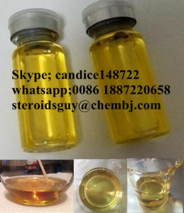 Testosterone Enanthate Bulk Cycle Bodybuilging Steroid Test Enant Lean Muscle pictures & photos
