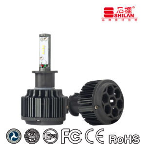 China Factory Supply Car Headlight 35W T6 H3 Auto Head Lamp pictures & photos