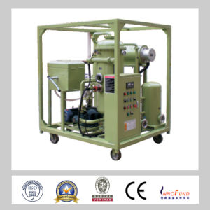 China High Viscosity Lube Oil Purifier/Lubricating Oil Recycle Machine (GZL) pictures & photos