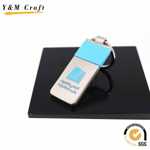 Souvenir Promotional Gift Custom Blank Metal Sublimation Key Ring pictures & photos