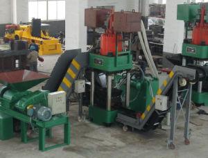 Metal Shavings Hydraulic Briquetting Press Metal Scrap Briquette Machine-- (SBJ-630) pictures & photos