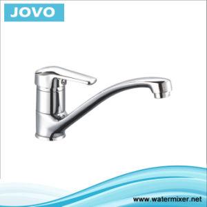 Nice design Single Handle Kitchen Mixer&Faucet Jv72607 pictures & photos