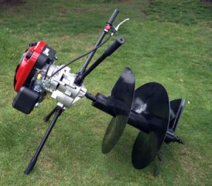 Most Popular Earth Auger Hole Digger Model in 2017 (4-Cycle Loncin Engine 196cc, 6.5HP) pictures & photos